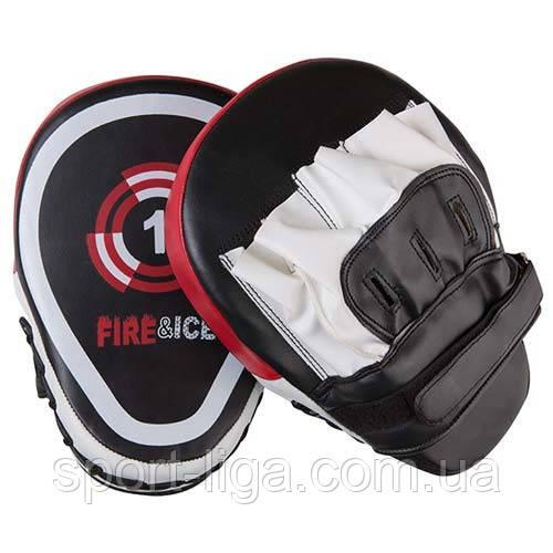 Лапы для бокса кобра Fire&Ice