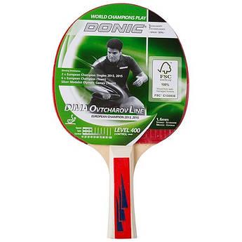 Ракетка для настольного тенниса Donic Dima Ovtcharov Line 400.