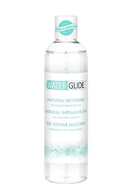 Лубрикант на водной основе WaterGlide Natural Intimate Gel, 300 мл