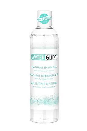 Лубрикант на водной основе WaterGlide Natural Intimate Gel, 300 мл, фото 2