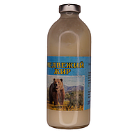 Медвежий жир 250 мл Уралвитамины Уссурийский медзавод (Натуральный,очищенный)