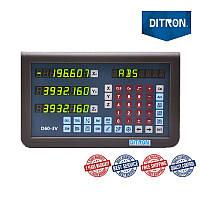3 оси TTL 5 вольт LED дисплей устройство цифровой индикации D60-3