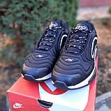 Кроссовки распродажа АКЦИЯ последние размеры Nike Air Max 720 550 грн 40й(25,5см) люкс копия, фото 9