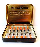 Таблетки для повышения потенции Максмен MaxMan, фото 1
