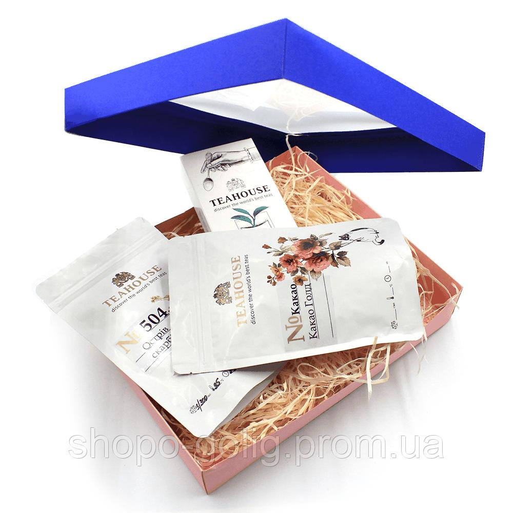 Подарунковий набір «Острів скарбів» Чай + Какао