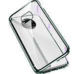 Магнитный металл чехол FULL GLASS 360° для Xiaomi POCO X3 NFC / POCO X3 PRO /, фото 6