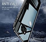 Магнитный металл чехол FULL GLASS 360° для Xiaomi POCO X3 NFC / POCO X3 PRO /, фото 2