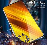 Магнитный металл чехол FULL GLASS 360° для Xiaomi POCO X3 NFC / POCO X3 PRO /, фото 7