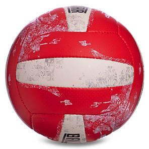 Мяч волейбольный PU BALLONSTAR LG2353 (PU, №5, 3 слоя, сшит вручную), фото 2