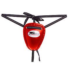 Защита для паха мужская Раковина TWINS GPS-1 (сталь, PVC, р-р S-XL, цвета в ассортименте)