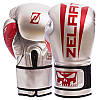 Перчатки боксерские PU на липучке ZELART BO-1323 (р-р 10-14oz, цвета в ассортименте), фото 2