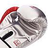 Перчатки боксерские PU на липучке ZELART BO-1323 (р-р 10-14oz, цвета в ассортименте), фото 5