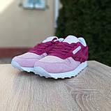 Кросівки розпродаж АКЦІЯ Reebok 550 грн 39(25 см), 40(25.5 см) останні розміри люкс копія, фото 4