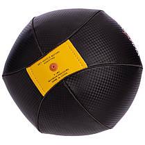Груша пневматическая Каплевидная подвесная MAXXMMA SS01 (верх-PU, латекс. камера, d-18см, l-25см, черный), фото 2