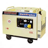 Генератор бензиновый GLENDALE GP5500L-SLE