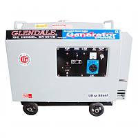 Генератор бензиновый GLENDALE GP6500L-SLE/3