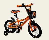 Велосипед Like2bike Neos Orange 14'' (201406) со звонком