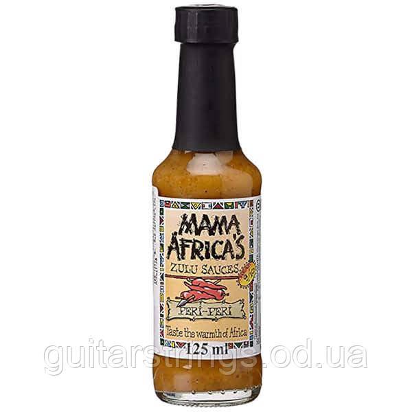 Очень острый соус Mama Africas Peri-Peri Sauce 125ml