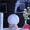 USB увлажнитель воздуха Луна / Светильник-диффузор / Ночник, фото 3