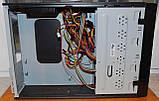 Case#224 Настольный компьютерный корпус AtLUX + Блок питания 400W, фото 2
