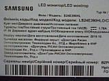 Платы от LED монитора Samsung LS24E390HLO/CI поблочно, в комплекте (разбит экран)., фото 2