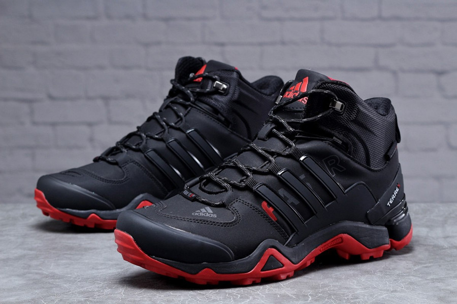 Terrex Black/Red мех