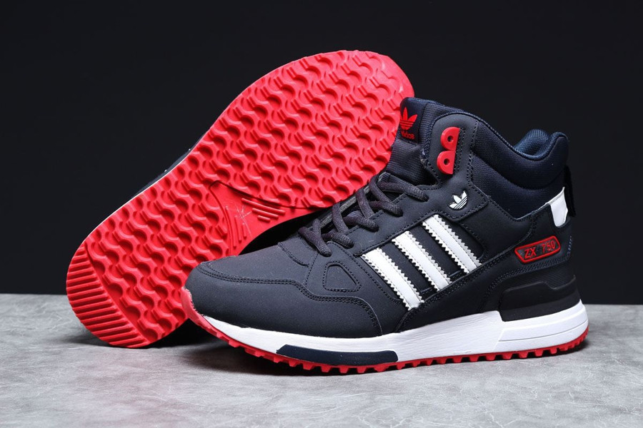 ZX 750 Blue/Red мех