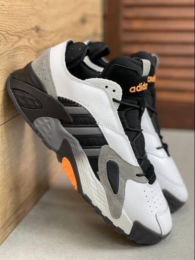 Streetball White/Black/Orange