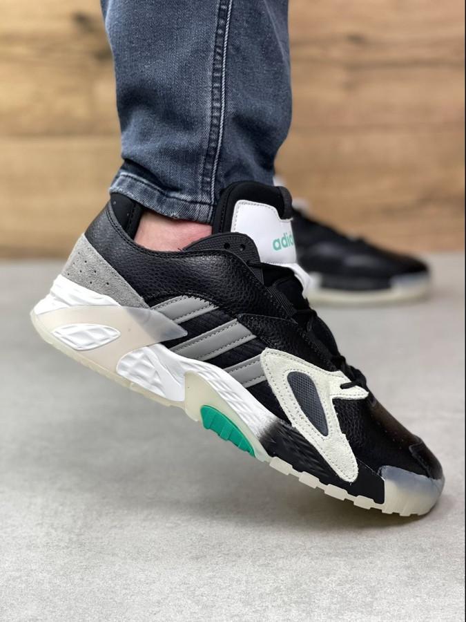 Streetball White/Black/Green