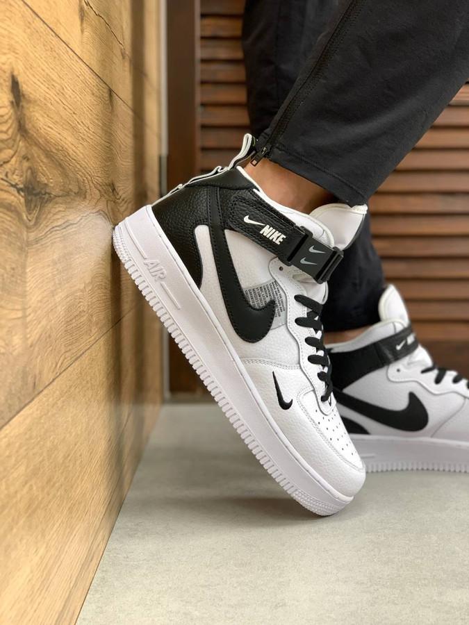 Air Force 1 White/Black