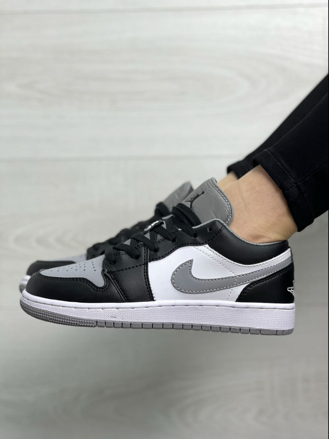 Air Jordan 1 Low White/Gray
