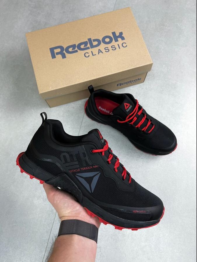 Terrain H20Drain Black/Red