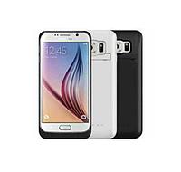 Чехол-аккумулятор XON PowerCase для Samsung Galaxy S6 4200 mAh Black