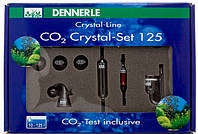 Комплект для удобрения растений CO2 Dennerle Crystal-Set 125