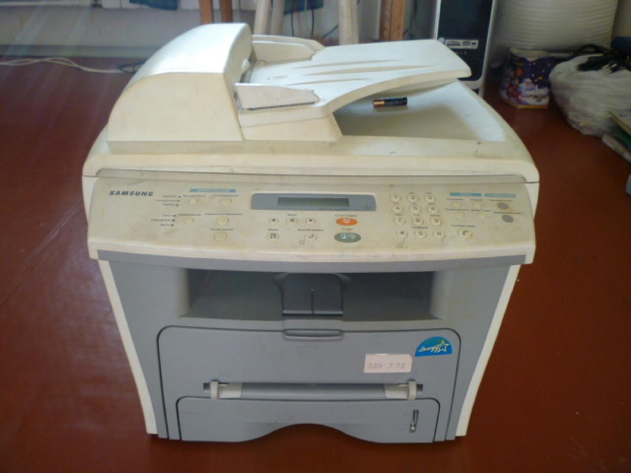 """Продам лазерний БФП Samsung SCX-4216F """"4 в 1"""" (принтер, копір, сканер і факс)."""