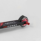 Трюковый самокат для трюков Best Scooter алюминиевый с алюминиевыми дисками красный , фото 3