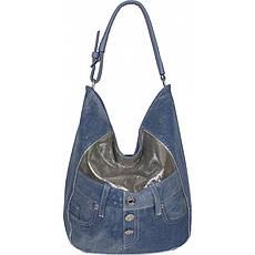 Сумка жіноча №87220 джинс Блакитний