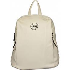 Рюкзак жіночий №87178 Бежевий