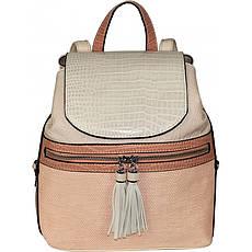 Рюкзак №H8431 Рожевий