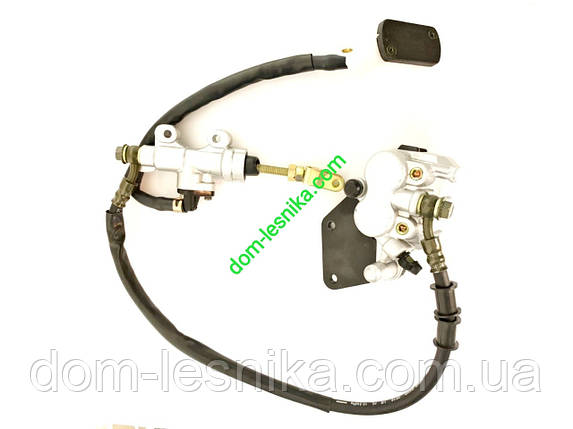 Тормозная система CG/CB/ATV/Квадроцикл задняя, фото 2