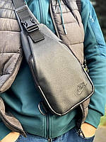 Бананка, сумка через плече, кобура Nike, Найк, сумка слінг, фото 1