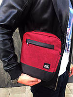 Мужская барсетка Puma Сумка через плечо кожзам Мессенджер, фото 1