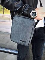 Барсетка Reebok Мужская сумка через плечо Мессенджер Женская, фото 1