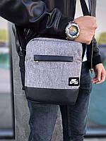 Барсетка Nike Air Мужская сумка через плечо Мессенджер Женская, фото 1