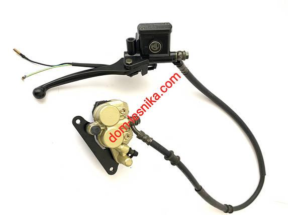 Тормозная система для китайского мопеда Viper Active, фото 2