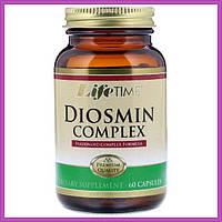 Диосмин комплекс LifeTime Vitamins Поддержка вен и сосудов 60 капсул