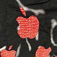 Трусы мужские боксеры размер 52 Veenice бамбук красное яблоко, фото 3
