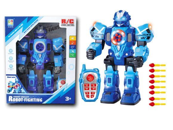 Робот р/у  KD-8811A (Синий)