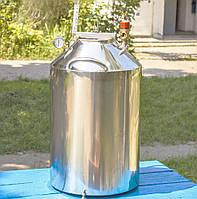 Автоклав для домашнего консервирования Мега-30, нержавеющая сталь