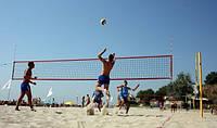 Стойки для пляжного волейбола